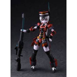 Polynian Ivy Complete Model Action Figure [Daibadi Production]