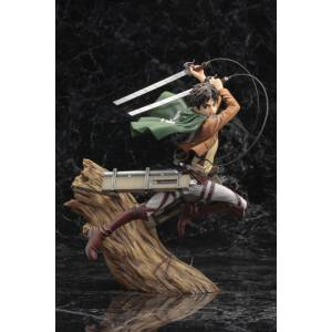 ARTFX J Attack on Titan / Shingeki no Kyojin - Eren Yeager Reissue [Kotobukiya]