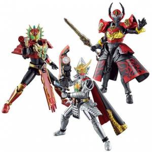 SO-DO CHRONICLE Kamen Rider Gaim 3 (10 pieces) CANDY TOY [Bandai]
