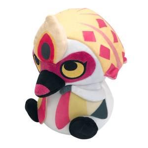 Monster Hunter Rise Deformed Plush Aknosom [Plush Toy]