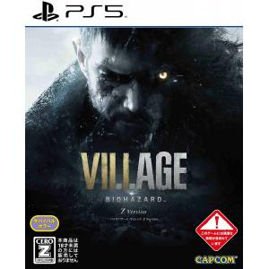 Resident Evil / Biohazard Village CERO Z Version [PS5]