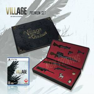Resident Evil / Biohazard Village Premium Set CERO D Version [PS5]