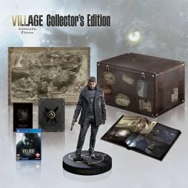 Resident Evil / Biohazard Village COLLECTOR'S EDITION CERO Z Version [PS4]