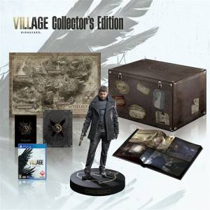 Resident Evil / Biohazard Village COLLECTOR'S EDITION CERO D Version [PS4]