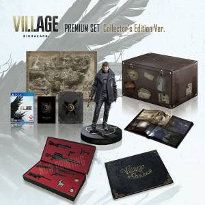 Resident Evil / Biohazard Village Premium Set (COLLECTOR'S EDITION Ver.) CERO D Version [PS4]