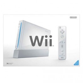 Wii White 1st Series [used]