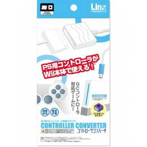 PS Controller Converter (Wii)