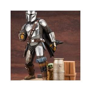 ARTFX Star Wars The Mandalorian & The Child [Kotobukiya]