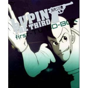 Lupin The 3rd - First TV Box [Blu-ray]