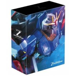 Z Gundam Memorial Box Part.II [Blu-ray]