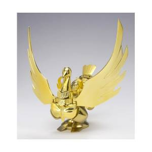 Saint Seiya Myth Cloth - Cygnus Hyoga (First Bronze Cloth) ~Limited Gold Cygnus~ [Limited Edition]