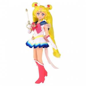 Sailor Moon Eternal StyleDoll Super Sailor Moon LIMITED [Bandai]