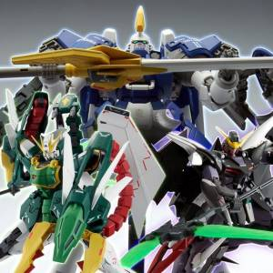 MG 1/100 Expansion parts set for the new Mobile Suit Gundam Wing series Limited Edition [Bandai]