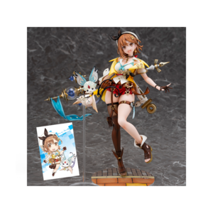 Atelier Ryza 2 Lost Legends & the Secret Fairy - Ryza and Fi - Gust Shop LIMITED EDITION [Good Smile Company]