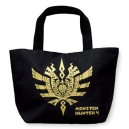 Monster Hunter 4 - Mini Bag Black color [Goods]
