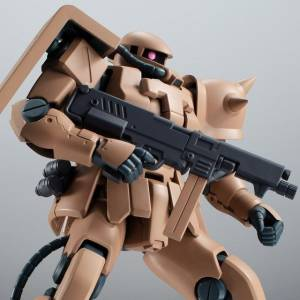 Robot Spirits Side MS MS-06F2 Zaku II F2 Type Kinbareid Base ver. A.N.I.M.E. Limited Edition [Bandai]