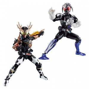 SO-DO CHRONICLE Layered Kamen Rider OOO Seishirogin Combo & Shigazeshi Combo Set LIMITED EDITION [Bandai]