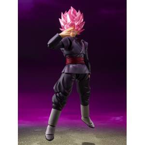 SH Figuarts Dragon Ball Super - Goku Black Super Saiyan Rose [Bandai]