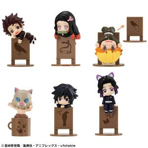 Ochatomo Series Demon Slayer: Kimetsu no Yaiba 6 Pack BOX [MegaHouse]