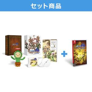 Legend of Mana Collector's Edition Square Enix e-store Limited Edition (Multi Language) [Switch]