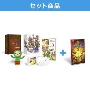 Legend of Mana Collector's Edition Square Enix e-store Limited Edition (Multi Language) [Switch]