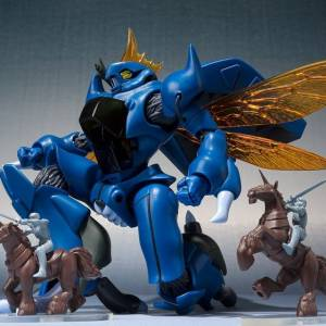 Robot Spirits SIDE AB Virunvee & Unicorn Wu set LIMITED EDITION [Bandai]