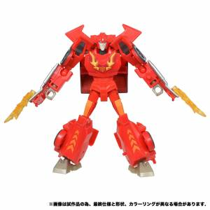 Transformers Cyberverse Action Master 06 Hot Rod LIMITED [Takara Tomy]