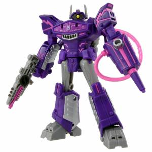 Transformers Cyberverse Action Master 03 Shockwave LIMITED [Takara Tomy]