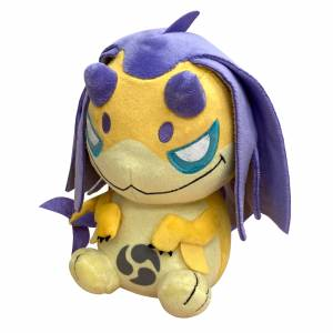 Monster Hunter Rise Deformed Plush Somnacanth [Plush Toy]