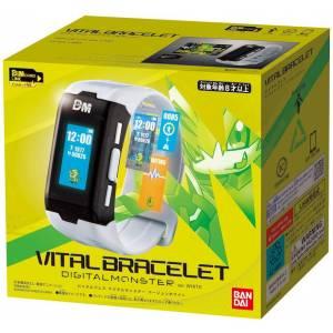 Digimon Vital Bracelet white [Bandai]
