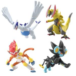 SHODO Pokemon 6 10Pack BOX (CANDY TOY) [Bandai]