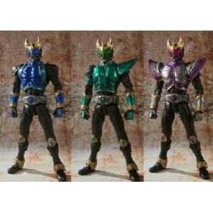 Kamen Rider Kuuga 3 Form Set - Edition Limitée [S.I.C. ]