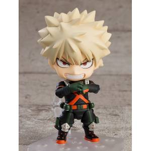 Nendoroid My Hero Academia Katsuki Bakugo: Winter Costume Ver. LIMITED EDITION [Nendoroid 1595]