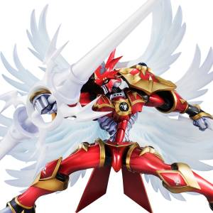 G.E.M. Series Digimon Tamers - Dukemon Crimson Mode Limited [Megahouse]