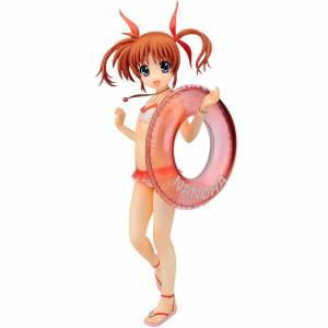 Magical Girl Lyrical Nanoha The Movie 1st - Takamachi Nanoha Swimsuit Ver. [Gift]
