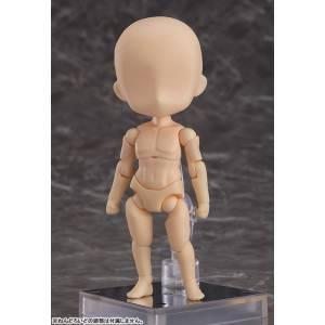 Nendoroid Doll archetype 1.1: Man (almond milk) [Nendoroid]