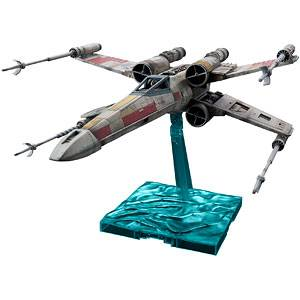 1/72 X Wing Starfighter RED5 (Star Wars / Rise of Skywalker) Plastic Model [Bandai]