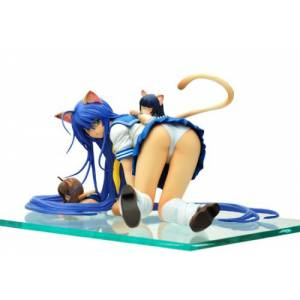 Ikkitousen - Unchou Kanu Cat Eared Blue Sailor ver. [Griffon Enterprises]