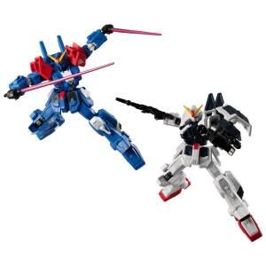 Mobile Suit Gundam G Frame EX04 Blue Destiny Unit 2 & 3 Set (CANDY TOY) [Bandai]