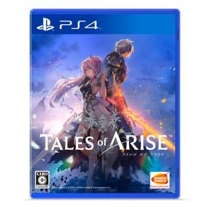 Tales of ARISE Regular Edition [PS4]