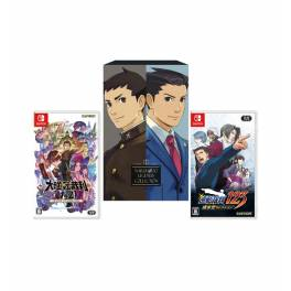 Naruhodo Legends Collection (Multi Language) [Switch]