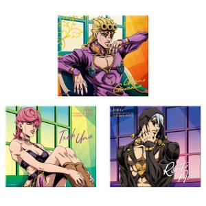 JoJo's Bizarre Adventure Golden Wind canvas style - Canvas Style- 10Pack BOX (CANDY TOY) [Bandai]