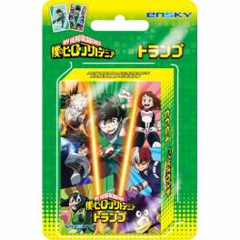 My Hero Academia Playing Cards [Trading Cards]