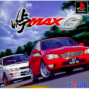 Touge Max G [PS1 - Used Good Condition]