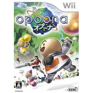Opoona [Wii - Used Good Condition]