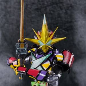 SH Figuarts Kamen Rider Saikou Kin no Buki Gin no Buki X Sword Man LIMITED EDITION [Bandai]