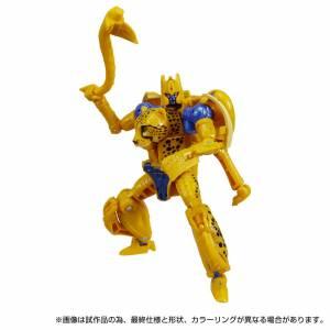 Transformers War For Cybertron WFC-18 Cheetah [Takara Tomy]