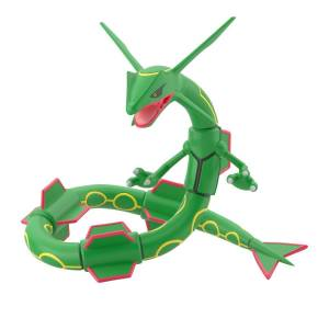 Pokemon Scale World Hoenn Rayquaza Limited Edition [Bandai]