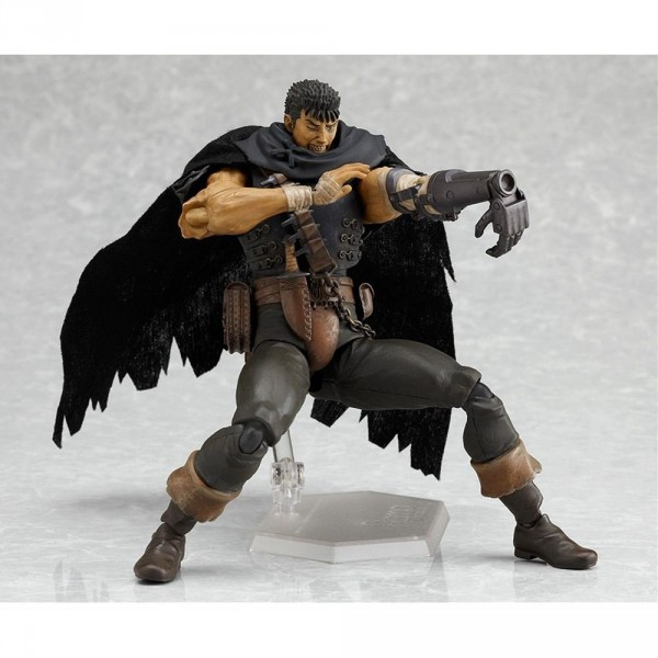 Guts Black Soldier Ver. [Figma 120] (Hobbies