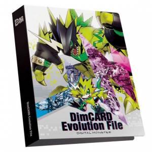Digimon Vital Bracelet - Dim Card Evolution File [Bandai]